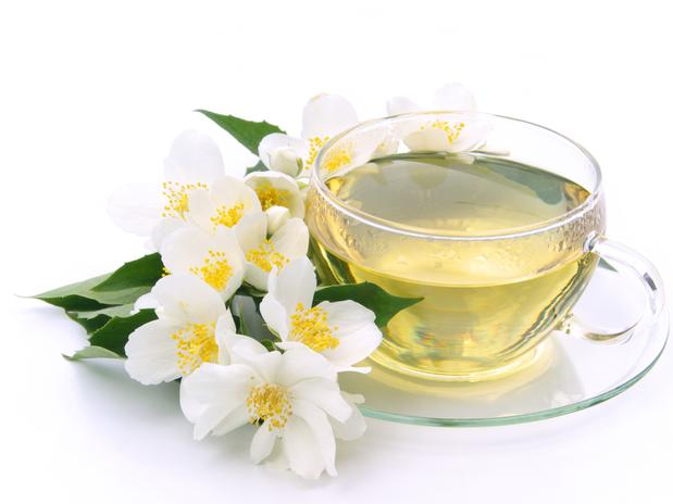 Цветки жасмина для чая